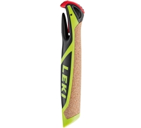 Leki Nordic Shark 2.0 Griff 16 mm black-neon-yellow