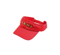 Leki Sun Visor red